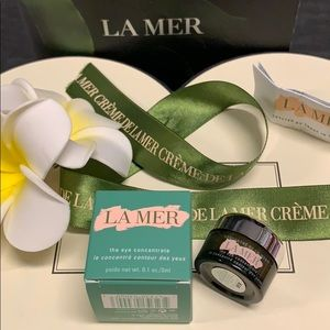 La Mer The Eye Concentrate 3 ml Try!